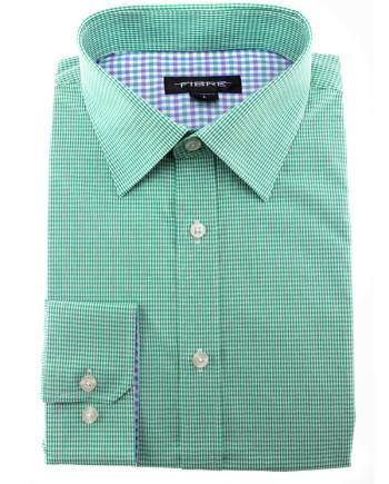 Fibre Shirt - Green