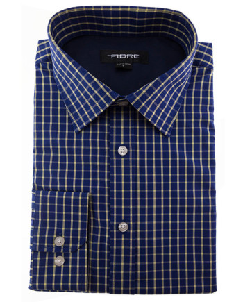 Fibre Shirt - Navy