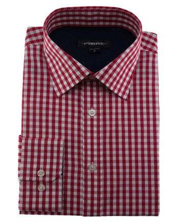 Fibre Shirt - Red